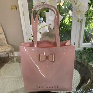 TED BAKER BOW DETAIL TOTE BAG!🎀